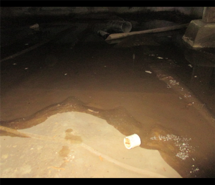 Water Damage Water Damage in Sonoma County
